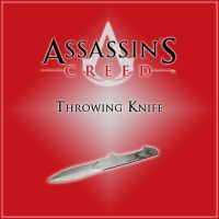 AC: Throwing Knife by DecanAndersen
