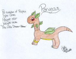 Parveous-Fakemon-Contest by darkraven2116