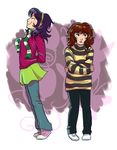 The opposites by Adlynh