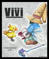 Vivi: Final Fantasy IX by MakaiYomi