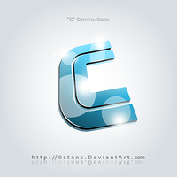 'C' For Cube by MathieuOdin