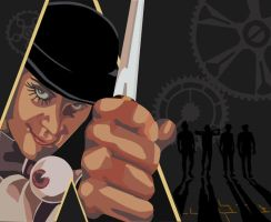 A Clockwork Orange by Keiniku-Michiru