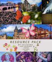 Resource Pack #1 by Celiuska