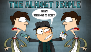 The Almost People Review by Moon-manUnit-42