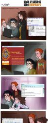 Harry Potter Comic 04 by Loleia