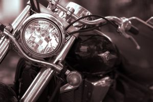 Motorcycle HDR by James-T-Anthony