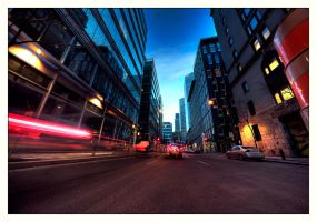 Montreal at Night 69 by Pathethic