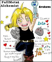 I will Miss FMA by rose123321123
