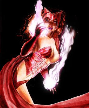 scarlet witch spell cast by keithid