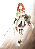 Celica by FieryJinx