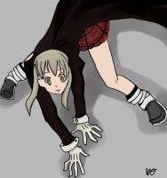 Maka Albarn by Ifernea-Windstriker