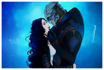 ME: Lost In You {Shakarian} [Commission] by LadyTheirin
