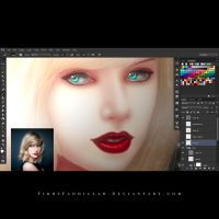 W.I.P. - Taylor Swift 2 by FikryFadhillah