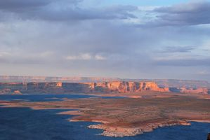 Lake Powell Sunset 2 by SaldaeanFarmgirl