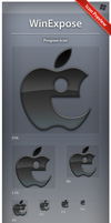 Icon WinExpose by ncrow
