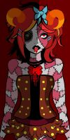 Candy Addict Aradia by traffycake