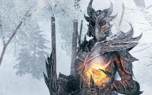 Skyrim: through the cold by DP-films