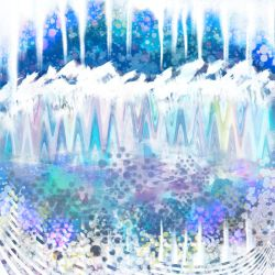 Abstract Winter by art1st1cDes1gn