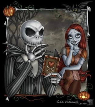 Nightmare Before Christmas by daekazu