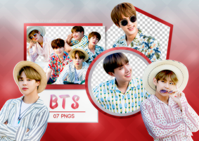 PNG PACK: BTS #16 by Hallyumi