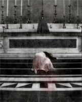 Losing My Religion by Mind-of-wings