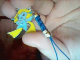 pokemon Keychain by BluethornWolf