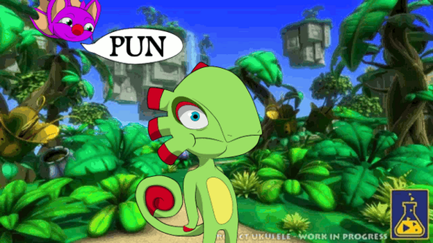 yookaLaylee in a Nutshell by goombablood