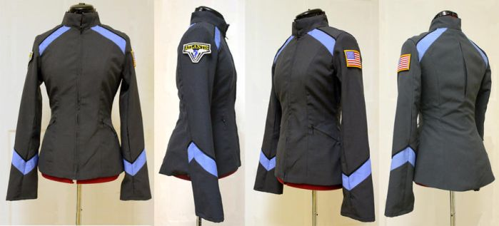 Atlantis Mission Jacket by WanderingWindward