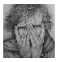 Ed Sheeran (Graphite) by LonnyClouser