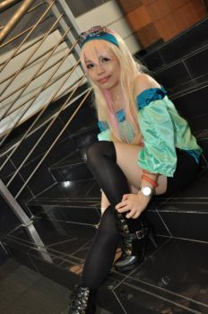 Sheryl Nome - Casual Look by AdelleAixe