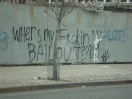 Bailout? by alittletree