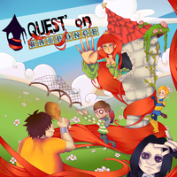 QUEST'on RAIPONCE by eimiko-chan