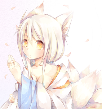 Kitsune by Yoai