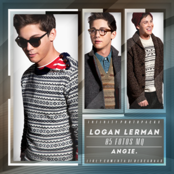 Logan Lerman Photopack 09 by MusicSoundsBetter