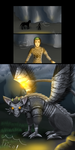Shadow of the colossus - Jack and the secret by LadyValKatt