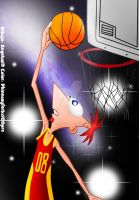 PnF_Basquetball game by Phineasyferbx100pre