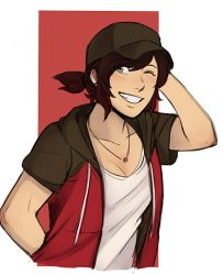 Casual!Ruby by NaitouRSE