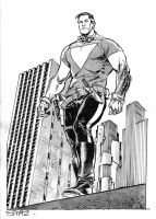 Tom Strong by StazJohnson