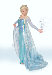 Queen Elsa 3 by Bria-Silivren