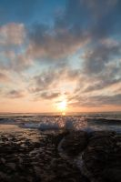 Sunrise at Cronulla by deviantjohnny99