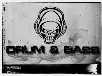 Drum 'n Bass Wallpaper by TheNons3nse