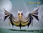 Hawkfink by phibesby