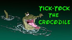 Tick-Tock the Crocodile by JeffreyKitsch