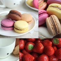Colorful sweets by meganjoy