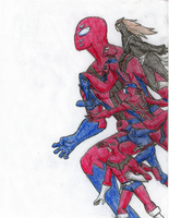 Spider-Verse by Newworlds117