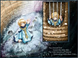 The Twins Of Misfortune_by BlueBell123 by BlueBell-Sumi