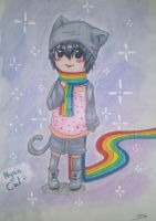 Nyan Caaaat ! :3 by ChinoDM