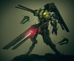 Terra Destroyer by benedickbana