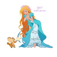 Giselle and Pip by Nippy13