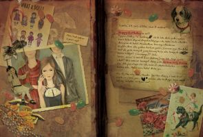 anna's diary page 1-2 by mondofragile